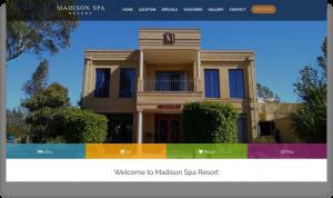 Madison Spa Resort (Online Tourism)